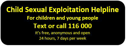 New CSE Helpline number