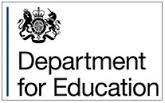 Logo of the Department for Education